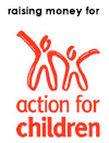 raising money for action for children